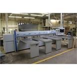 2004 Holzma Automatic Beam Saw, M# Optimat HPP350, Type OPT HPP350/43/43, S/N 0-240-15-2835 |