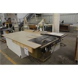 Powermatic Table Saw, M# 66, S/N 92661065, W/ Dust Collector | Rigging Price: $110