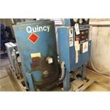 Quincy 40 HP Vaccum Compressor, S/N 99407 QSVI40ANN1G, 47,790 Hrs. | Rigging Price: $275
