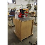 Ganner Hinge Boring & Insertion Machine, M# 204, S/N 701866 | Rigging Price: $35