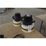Lot of (2) GEM Electric Buffers | Rigging Price: Hand Carry or Contact Rigger