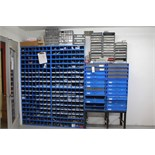 Lot of Fasteners & Storage Bins | Rigging Price: Hand Carry or Contact Rigger