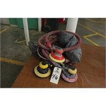 Lot of Palm Sanders | Rigging Price: Hand Carry or Contact Rigger