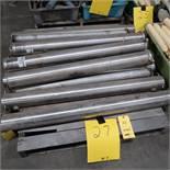 LOT: (9) SS 4 in. Membrane Vessels