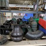 LOT: Assorted Steel Fittings and Flanges on (2) Pallets