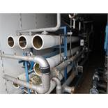 LOT: 53 ft. 2006 STRICK Mobile RO/MM Filtration Trailer, 180 GPM RO, (2) Grundfos 230 GPM Pumps, MDL