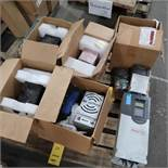 LOT: (3) Assorted Powerflex VSD, (1) AB Powerflex 400 (new), (4) Assorted MiraClean Power Supplies,