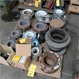 LOT: Assorted Expansion Coupling on (1) Pallet