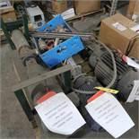 LOT: (1) Grundfos CRN16, 84 GPM Pump w/20 HP Motor, (1) T and T Pump, 33 GPM w/10 HP Motor, (1) Tonk