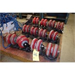 3-Sets of (4) Nylon Casters