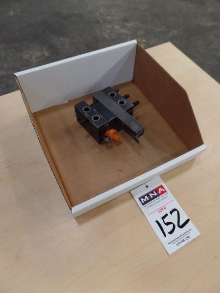 Tool holder with Tool for Mori Seiki SL-25B - Image 2 of 4