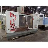 """Haas VF-3, Retro'd control, 40""""x 20""""x 20"""" Travels, CT40, New 1997 *Indexer Sold Separate*"""