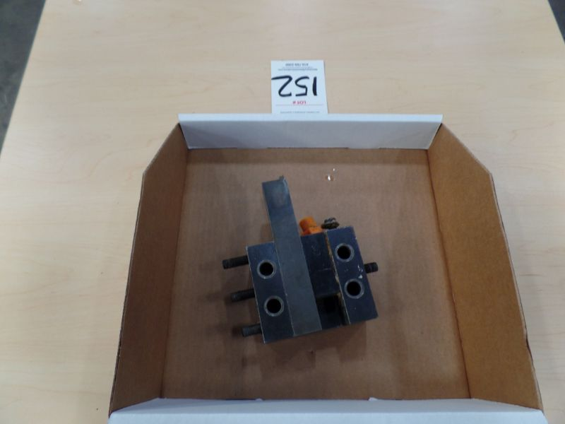 Tool holder with Tool for Mori Seiki SL-25B - Image 4 of 4