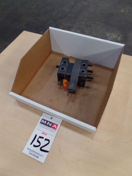 Tool holder with Tool for Mori Seiki SL-25B - Image 3 of 4