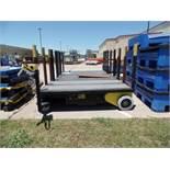 (1) Cart Caddy 310742 Electric Cart