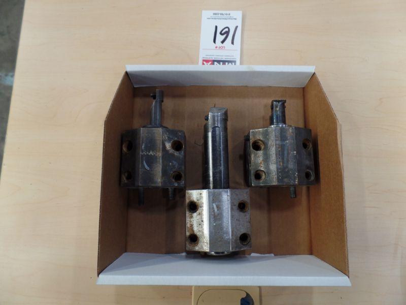 OD/ID Tool holder with tool for Doosan Puma 400LC - Image 5 of 5