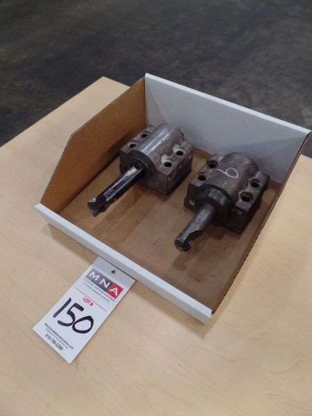 OD/ID tool holder with tool for Fortune Vturn-26 - Image 3 of 4