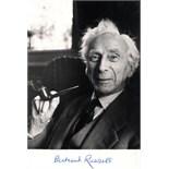 Lot 333 - RUSSELL BERTRAND: (1872-1970) British Ph