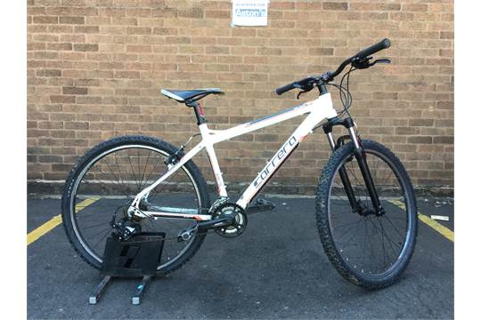 POLICE > A Carrera Valour mountain bike  27 5