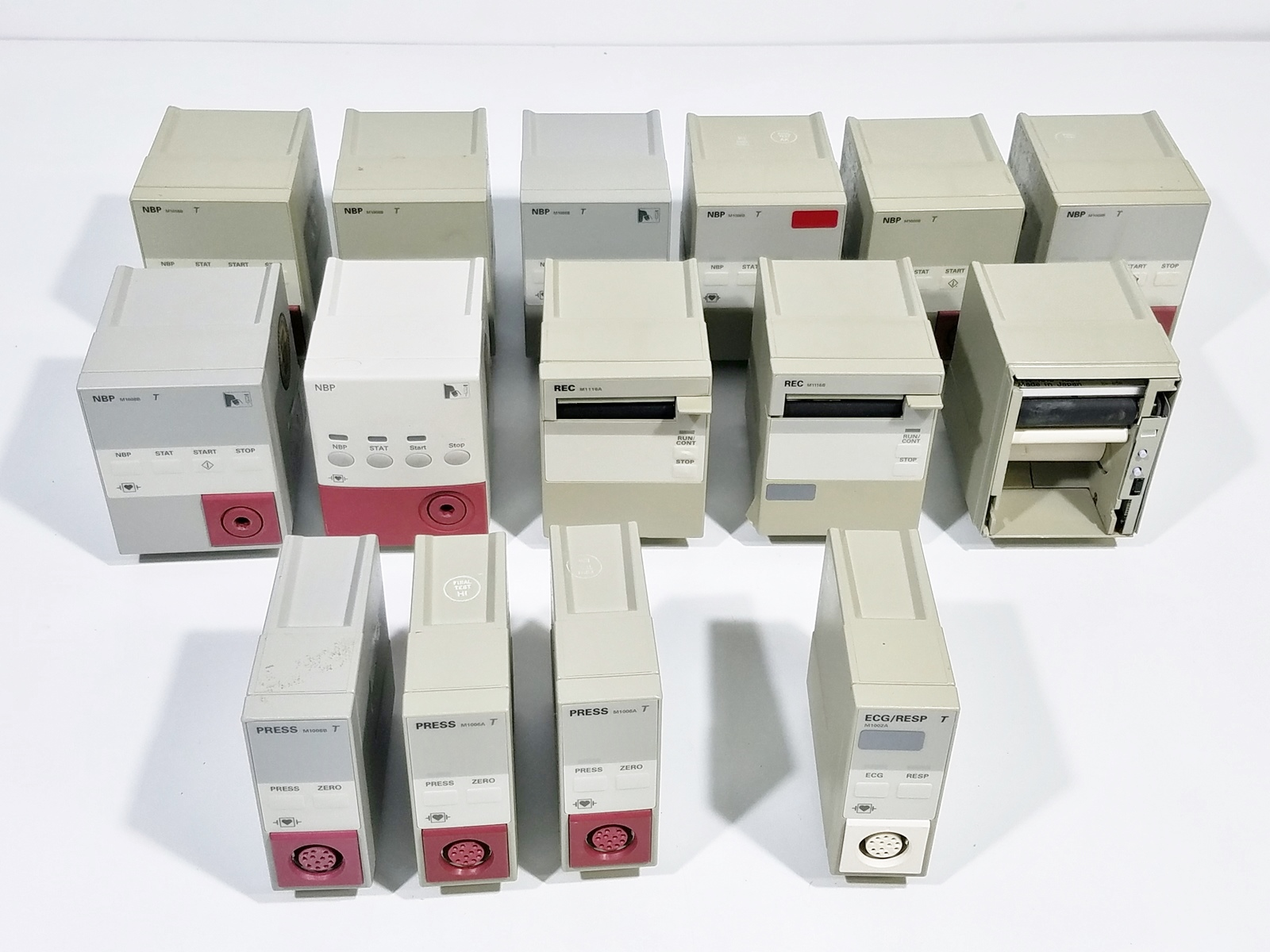 Lot 54 - HEWLETT-PACKARD NBP MODULES