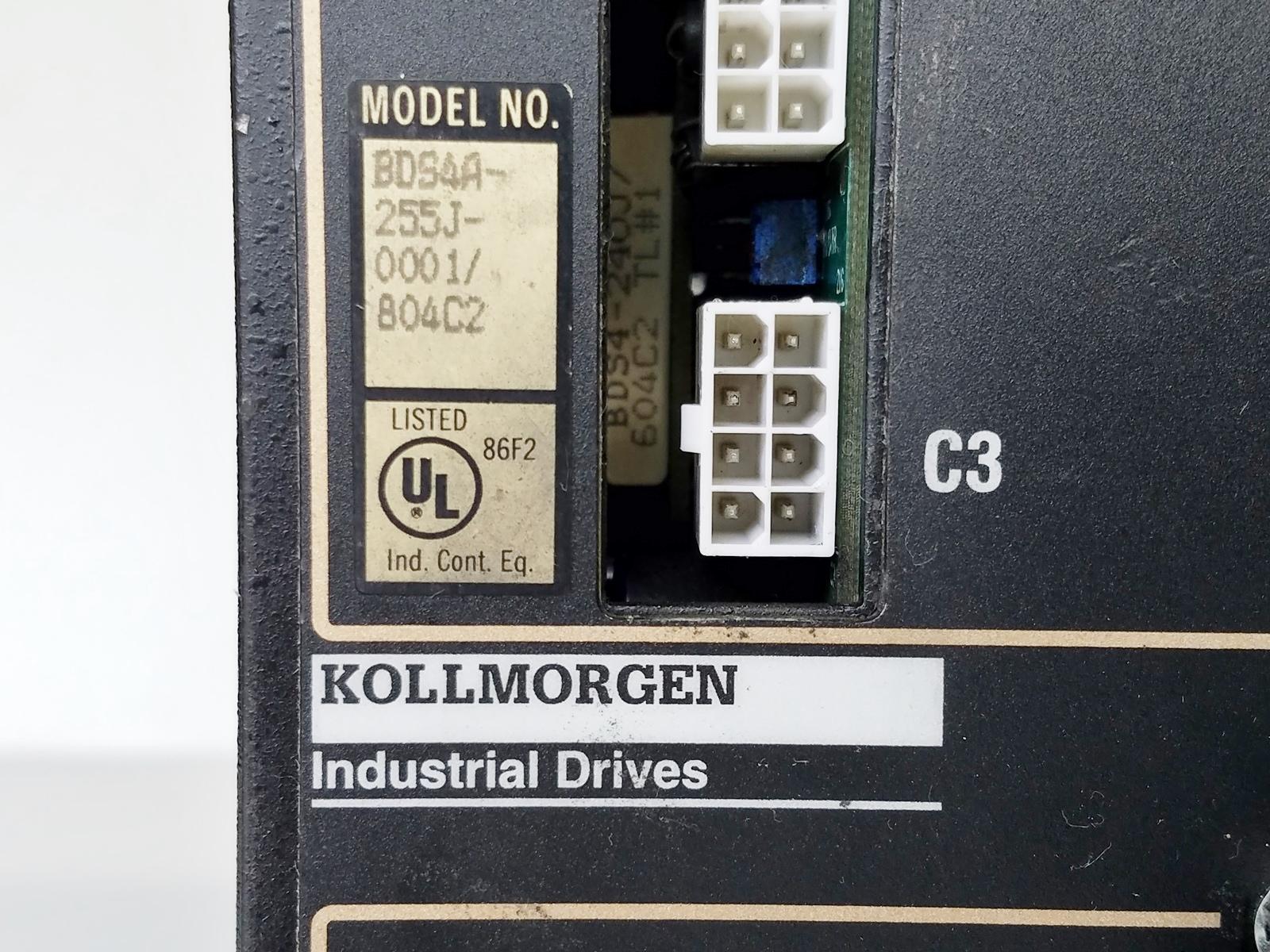 Lot 27 - KOLLMORGEN SERVO DRIVE