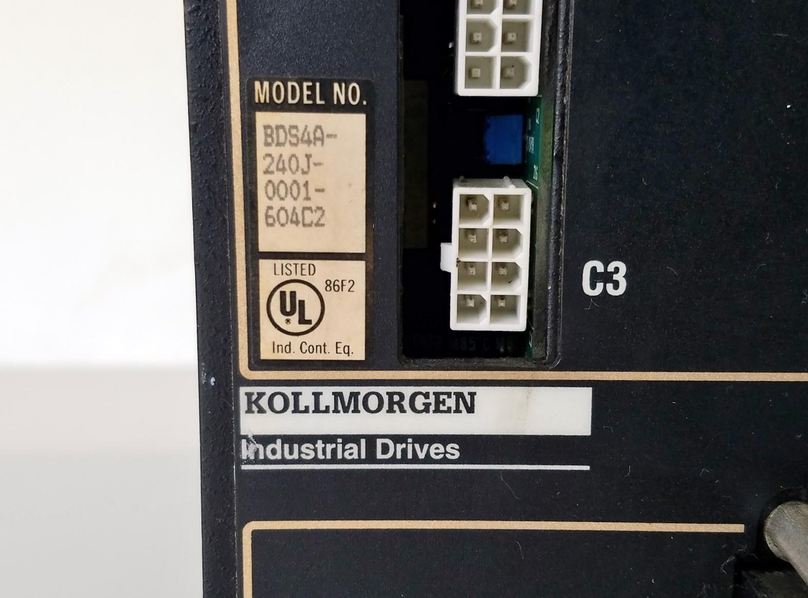 Lot 28 - KOLLMORGEN SERVO DRIVE