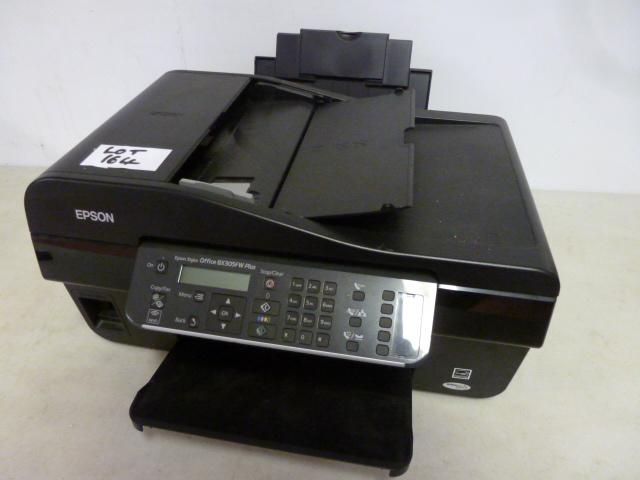 Epson stylus office bx305fw plus colour printer - Epson stylus office bx305fw plus ...