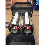 Used-CenturionPro Gladiator Trimmer w/Dual-Purpose Hybrid Electropolished Tumblers.