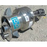 Used- DCI Reactor, 10 Liter (2.6 Gallon), 316L Stainless Steel