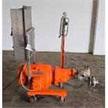 Used- IKA Works Dispax Reactor / High Shear, High Speed Disperser, Model DR3-9/6P