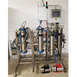 """Used-Apeks """"The Transformer"""" CO2 Subcritical/Supercritical Extraction System. Model Apeks 2000-5Lx5L"""