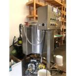 Used-135 Gallon Mondini Commercial Kettle Cooker. Model VS/A. 135 Gallon (500 Liter).