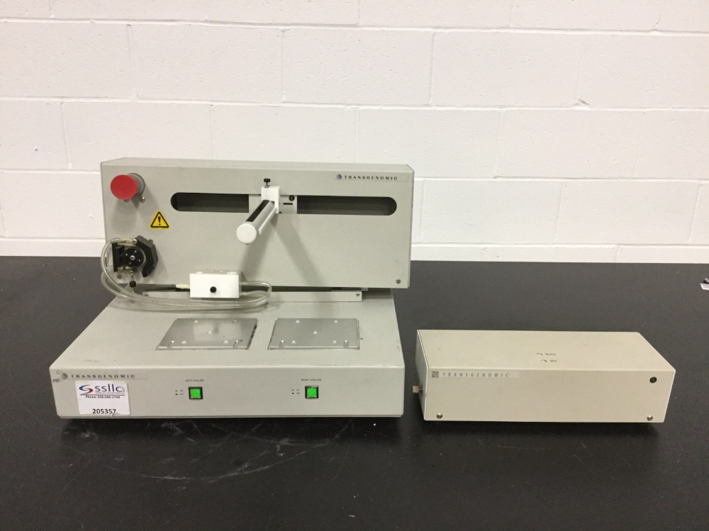 Lot 22 - Transgenomic FCW-200 WAVE HPLC Fraction Collector