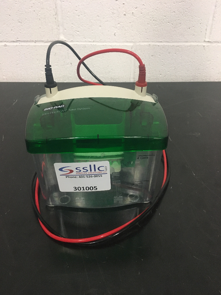 Lot 59 - Bio-RAD Mini Protean Tetra Cell
