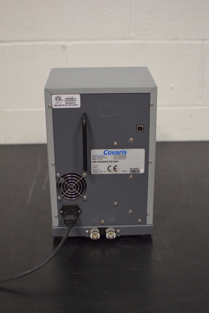 Lot 29 - Covaris S-Series Focused-ultrasonicator