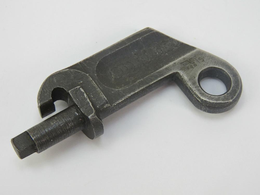 Lot 125 - A WWII German Wehrmacht issue Mauser K98