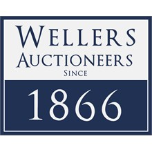 Wellers Fine Art logo