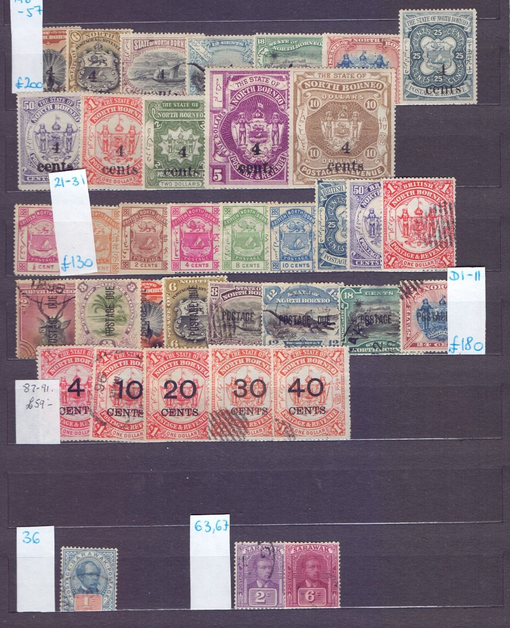 Lot 10 - STAMPS : BRITISH COMMONWEALTH,