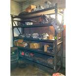 """DESCRIPTION 84"""" X 30"""" X 96"""" SECTION OF PALLET RACKING ADDITIONAL INFORMATION INCLUDES: (10) 84"""" CROS"""