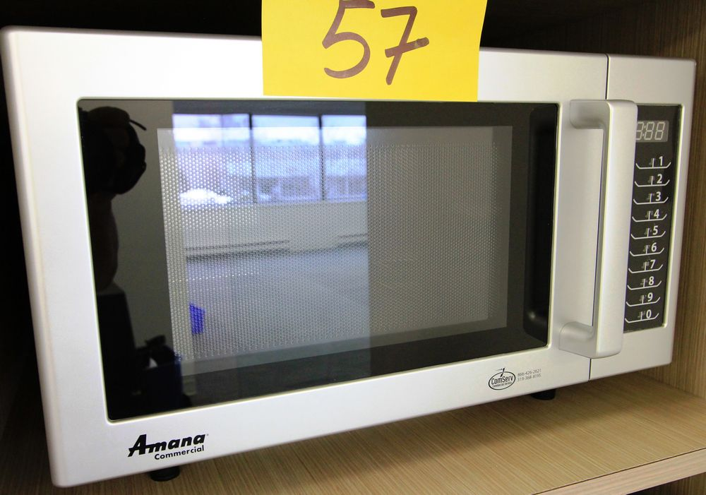 AMANA COMMERCIAL MICROWAVE