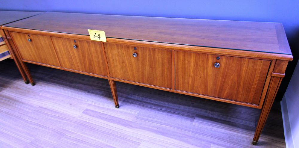 "23"" X 99"" CREDENZA STORAGE UNIT - Image 2 of 4"
