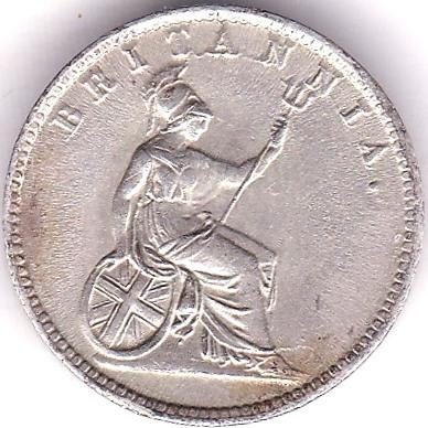 Lot 58 - Ionian Islands 1862- Lepta, Ref (KM34), Grade (GEF). Rare silver mule.