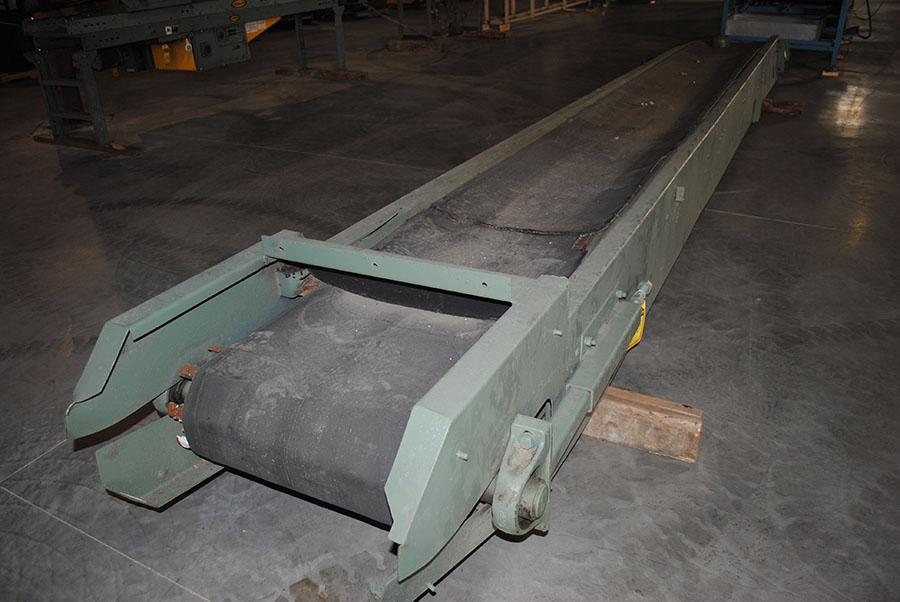 23 39 X 24 39 39 Conveyor With Motor Gearbox 480 Volt