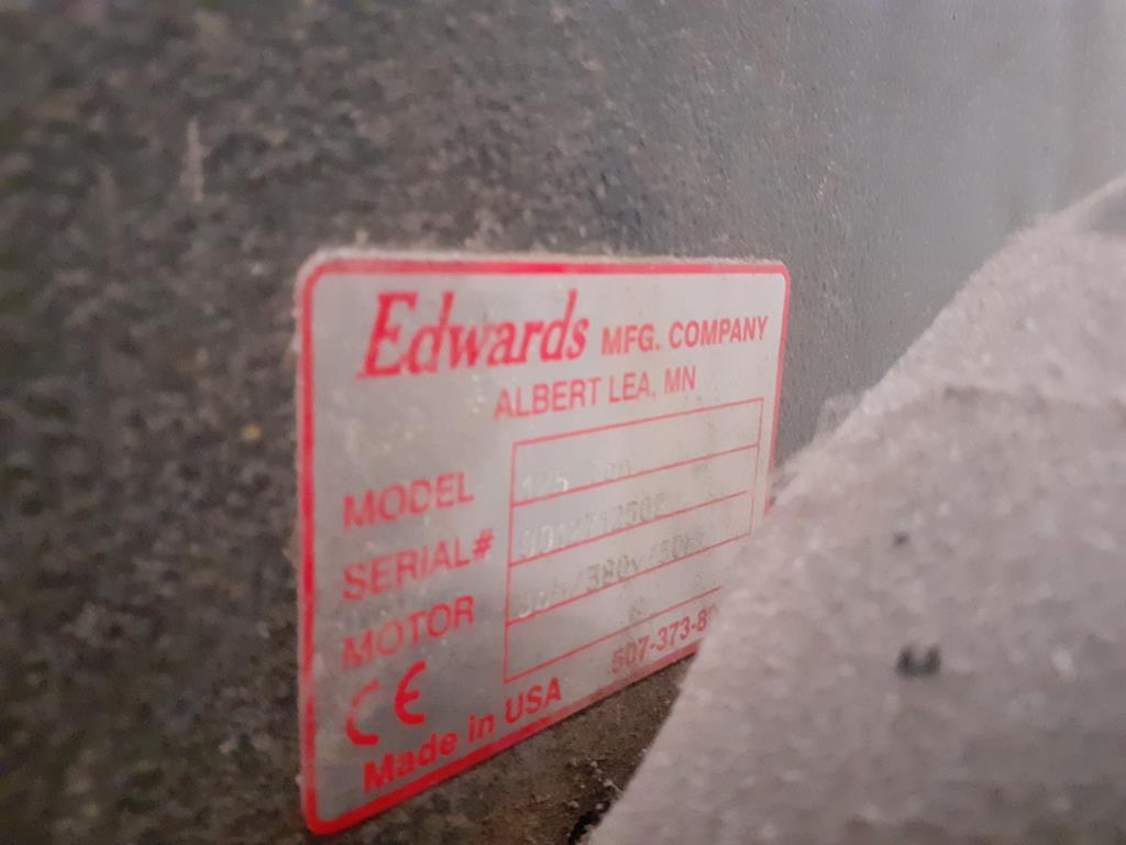 Edwards 125 ton super punch power press - Image 3 of 3