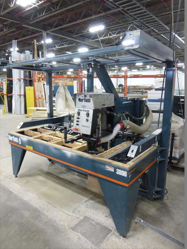 Lot 0 - CLICK HERE FOR PREVIEW - DURACO WINDOW INDUSTRIES - COMPLETE WINDOW AND DOOR MANUFACTURING PLANT
