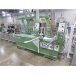 Urban Machinery 2-point horizontal vinyl welder, mod. AKS-4020, ser. no. C02017 (ca.
