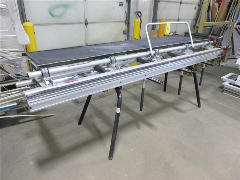 Lot 49 - Pro-Trim Alum-A-Brake siding brake [Winner will be determined based on sum of bids on lots 46A