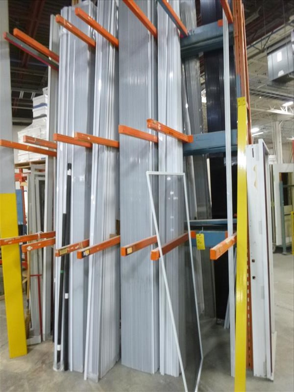 Lot 46 - COMPLETE STORMTECH STORM DOOR LINE including lots 46A - 75 [Winner will be determined based on sum