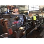 "South Bend ""Turn-ado"" Lathe. 17"" x 8' bed, gear and head, Fagor read out, comes with Gusher coolant"