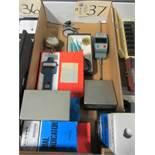 Tracometer, Indicator, Dial Indicators